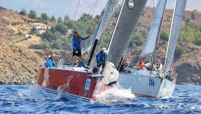 Aegean Regatta 2020: Λειψοί - Κως - Σύμη – Ρόδος η διαδρομή