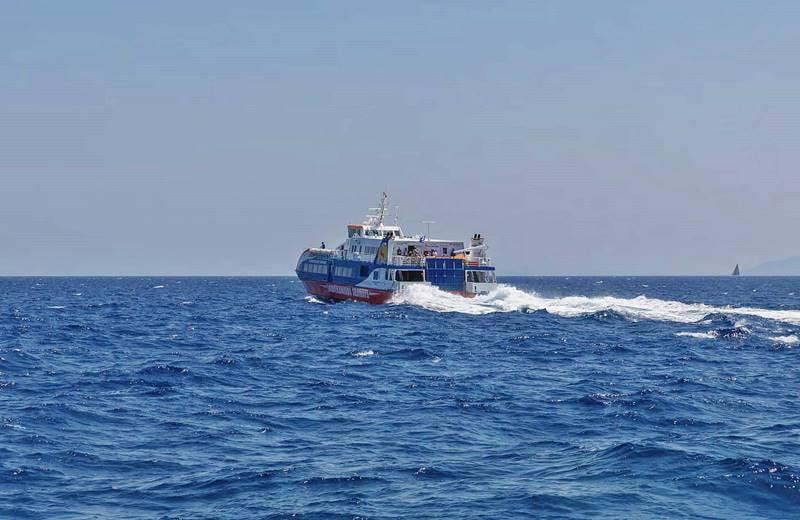 Έναρξη δρομολογίων του Dodekanisos Express