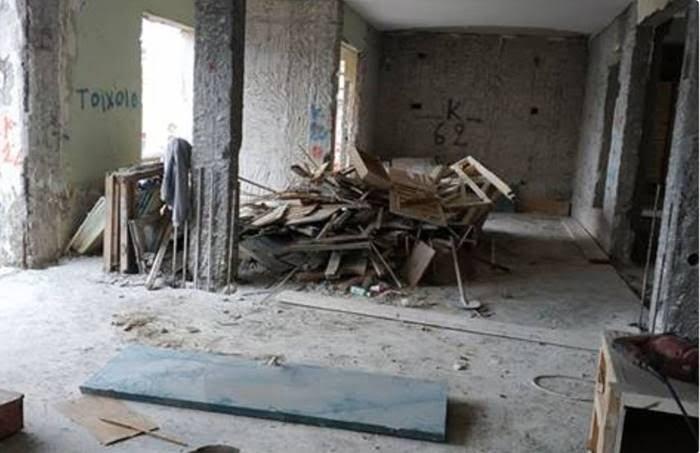 Επίσκεψη στελεχών του Δήμου Ανατολικής Σάμου στο εργοτάξιο του «Ξενία». Ενημερώθηκαν για την πορεία των έργων