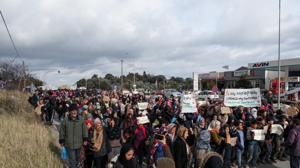 55.609 μετανάστες συνελήφθησαν για παράνομη είσοδο στη χώρα το β΄εξάμηνο 2019. Οι 8.115 στη Σάμο