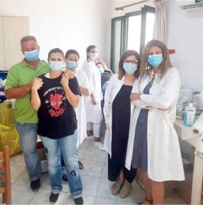 Με επιτυχία η εθελοντική αιμοδοσία στον Πλάτανο
