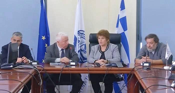 Υπεγράφη η ανανέωση μνημονίου εργασίας μεταξύ του Πανεπιστημίου και της Περιφέρειας Βορείου Αιγαίου