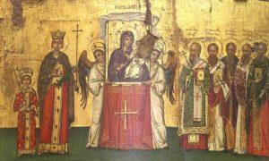Κυριακή της Ορθοδοξίας – Τι γιορτάζει η Εκκλησία μας