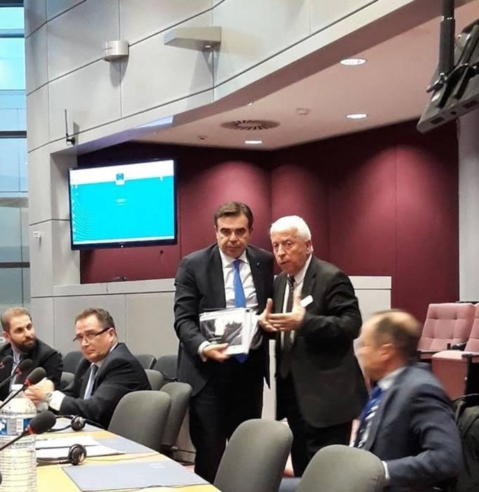 Ο Σχοινάς «αδειάζει» τον Περιφερειάρχη Βορείου Αιγαίου: «Κραυγές και διαστρεβλώσεις δεν εξυπηρετούν»