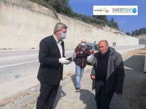 Βασίλης Πανουράκης: Τέθηκαν σε λειτουργία οι οικίσκοι έξωθεν του ΚΥΤ και θα χρησιμοποιηθούν ως προσωρινό ιατρείο