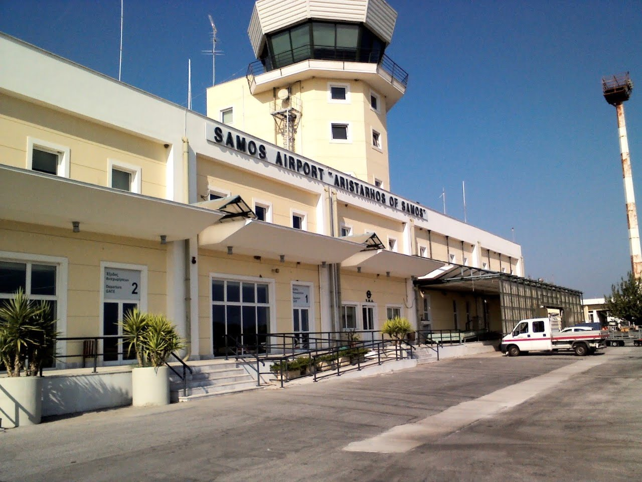 Σάμος - Οι πρώτες πτήσεις Charter:Τετάρτη (01/07) από Ελβετία και Πέμπτη (02/07) από Ολλανδία