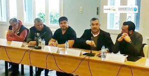 Υπό παραίτηση οι Δημοτικοί Σύμβουλοι Γιάννης Βέττας και Γιάννης Αρχοντούλης. Δεν έλαβαν πειστικές απαντήσεις από τον Υπουργό Μηταράκη