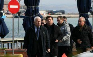 Η απάντηση του Κώστα Μουτζούρη στον Κυριάκο Μητσοτάκη για τους «πολιτικάντηδες». Την αιχμή του πρωθυπουργού σχολίασε εμμέσως ο περιφερειάρχης Βορείου Αιγαίου