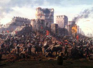 Η Άλωση της Κωνσταντινούπολης – 29 Μαϊου 1453