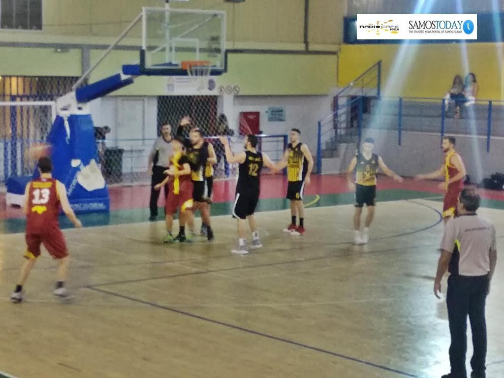 Στον τελικό του κυπέλλου μπάσκετ «Γιώργος Βαλής» ΠΑΣ Ίκαρος – ΑΣΣ Αναγέννηση. Διαμαρτύρεται ο Αθλέων