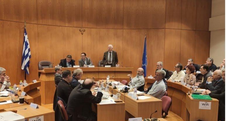 Συνεδριάζει το Περιφερειακό Συμβούλιο στη Χίο