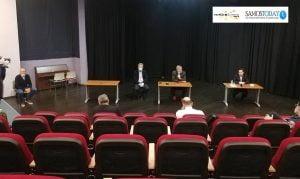 Νότης Μηταράκης από τη Σάμο: «Κοινός μας στόχος, να κλείσει το Κέντρο στο Βαθύ, εντός της χρονιάς»