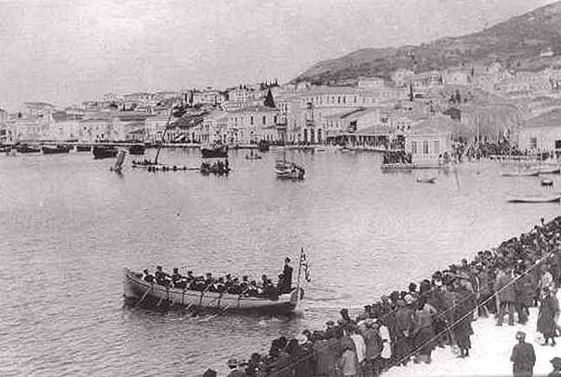 Πρόγραμμα  Εορτασμού της 107ης Επετείου Ενώσεως της Σάμου με την Ελλάδα