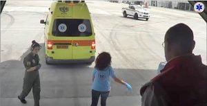 EKAB: Πραγματοποίηση έκτακτης Αεροδιακομιδής με την παρουσία του Υφυπουργού Υγείας κου Βασίλη Κοντοζαμάνη