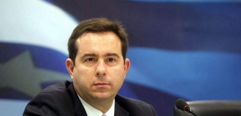 Νότης Μηταράκης: «Φρένο στις ροές - ασφάλεια στις δομές»
