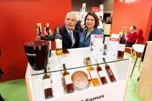 Το κρασί της Σάμου στο Παρίσι