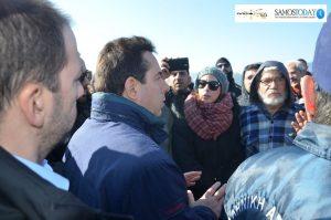 Πρόγραμμα επίσκεψης Υπουργού Μετανάστευσης και Ασύλου κ. Μηταράκη στη Σάμο
