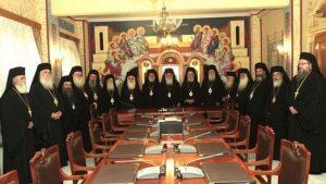 """H Ιερά Σύνοδος κρούει """"καμπανάκι"""" για τα μέτρα στους ναούς"""