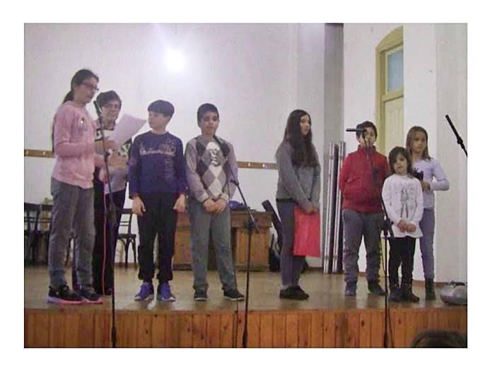 Εκδήλωση του Συλλόγου Κυριών και Δεσποινίδων Παγώνδα Σάμου «Η ΟΜΟΝΟΙΑ», αφιερωμένη στην Παγκόσμια Ημέρα της Γυναίκας