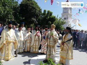 Πρόγραμμα Εορτασμού της 6ης Αυγούστου – Μεταμορφώσεως του Σωτήρος –  Ημέρα της 196ης Επετείου της Ναυμαχίας της Μυκάλης