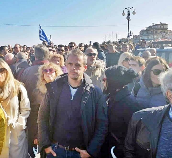 Το ΤΟΛΜΑΜΕ στις κινητοποιήσεις του Βορείου Αιγαίου: «Χαμένοι είναι οι αγώνες που δεν δόθηκαν ποτέ»