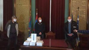 Παραδόθηκαν 40 tablet στους Δντές Σχολικών Μονάδων της Βθμιας Εκπαίδευσης από τον Δήμο Ανατολικής Σάμου