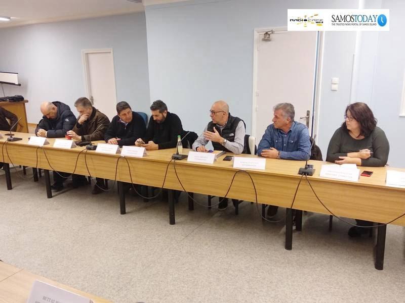 «Όλοι συμφώνησαν ότι συμφωνούν» στη συνάντηση φορέων για τις κινητοποιήσεις στις 22 και 23 Ιανουαρίου