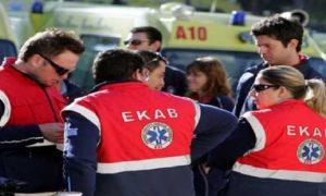 ΕΚΑΒ: Πανελλήνια Εβδομάδα Εκπαίδευσης και Πρόληψης . Ενημέρωση κοινού στο Καρλόβασι