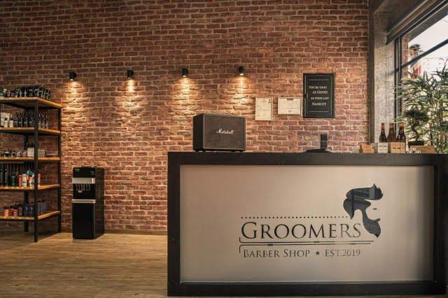 Groomers Barbershop. Η νέα αντρική συνήθεια στο Καρλόβασι