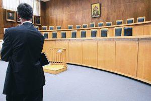 Απεργούν οι δικηγόροι της Σάμου