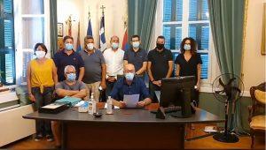 Σειρά μέτρων λόγω των κρουσμάτων κορονοϊού ζητά ο Δήμος Ανατολικής Σάμου με μήνυμά του