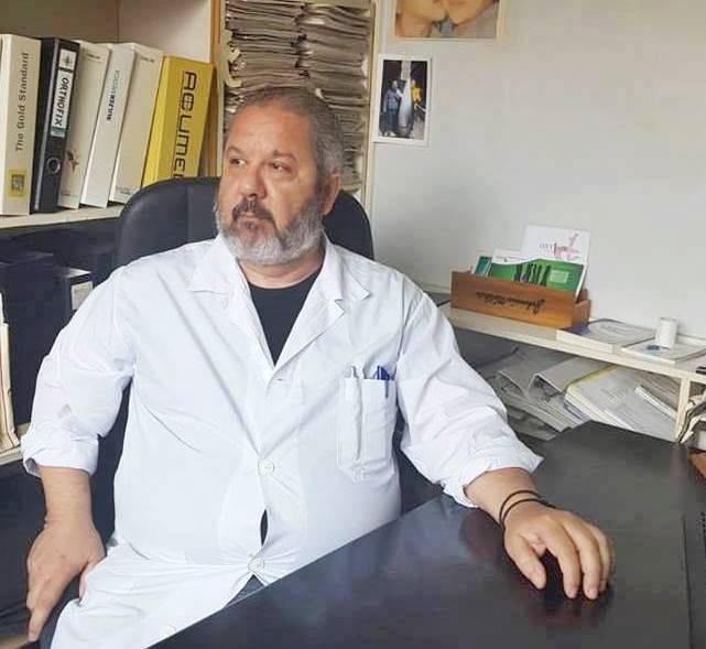O ιατρός Εμμανουήλ Κιάσσος εντεταλμένος σύμβουλος του Δήμου Αν. Σάμου για θέματα κορονοϊού