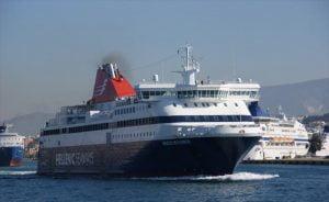 Το ΕΚΣ για το ατύχημα του 52χρονου ναυτικού στο «Νήσος Μύκονος»: Όχι άλλοι εργάτες σακατεμένοι στους χώρους δουλειάς
