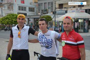 Με ποδηλατικό αγώνα και ηλεκτρικό ποδήλατο συνεχίσθηκε η Ευρωπαϊκή Εβδομάδα Κινητικότητας στην πόλη της Σάμου