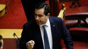 Νότης Μηταράκης: «Στόχος μας να κλείσουμε τουλάχιστον 60 δομές της ηπειρωτικής Ελλάδος μέχρι τέλος του έτους»