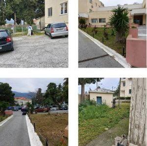 Δήμος Ανατολικής Σάμου: Καθαρισμός χώρου Νοσοκομείου