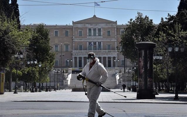 Κορωνοϊός: Η θέση της Ελλάδας στον παγκόσμιο χάρτη