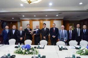Ιστορική συμφωνία για απευθείας αεροπορική σύνδεση Αθήνας –Σαγκάης