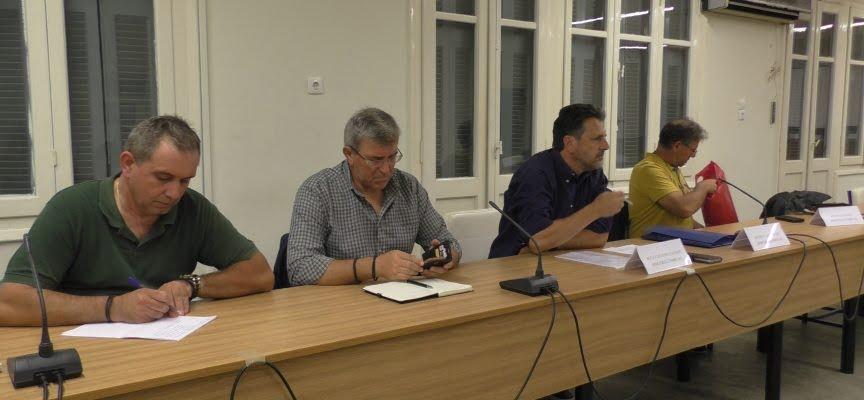 Ψήφισμα κοινής συνεδρίασης συμβουλίων Κοινότητας Σαμίων και Βαθέος