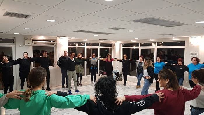 Με σεμινάριο χορών της Κεντρικής Κρήτης σε συνεργασία με τον Όμιλο Παπαδόκωστας ξεκίνησε ο Χορευτικός Όμιλος Σάμου – ΧΟΡ.Ο.Σ τις δράσεις του για το 2020