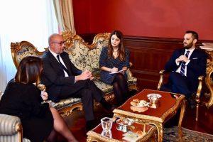 Παρουσίαση της Σάμου ως τουριστικού προορισμού στο Γενικό Προξενείο Κωνσταντινουπόλεως
