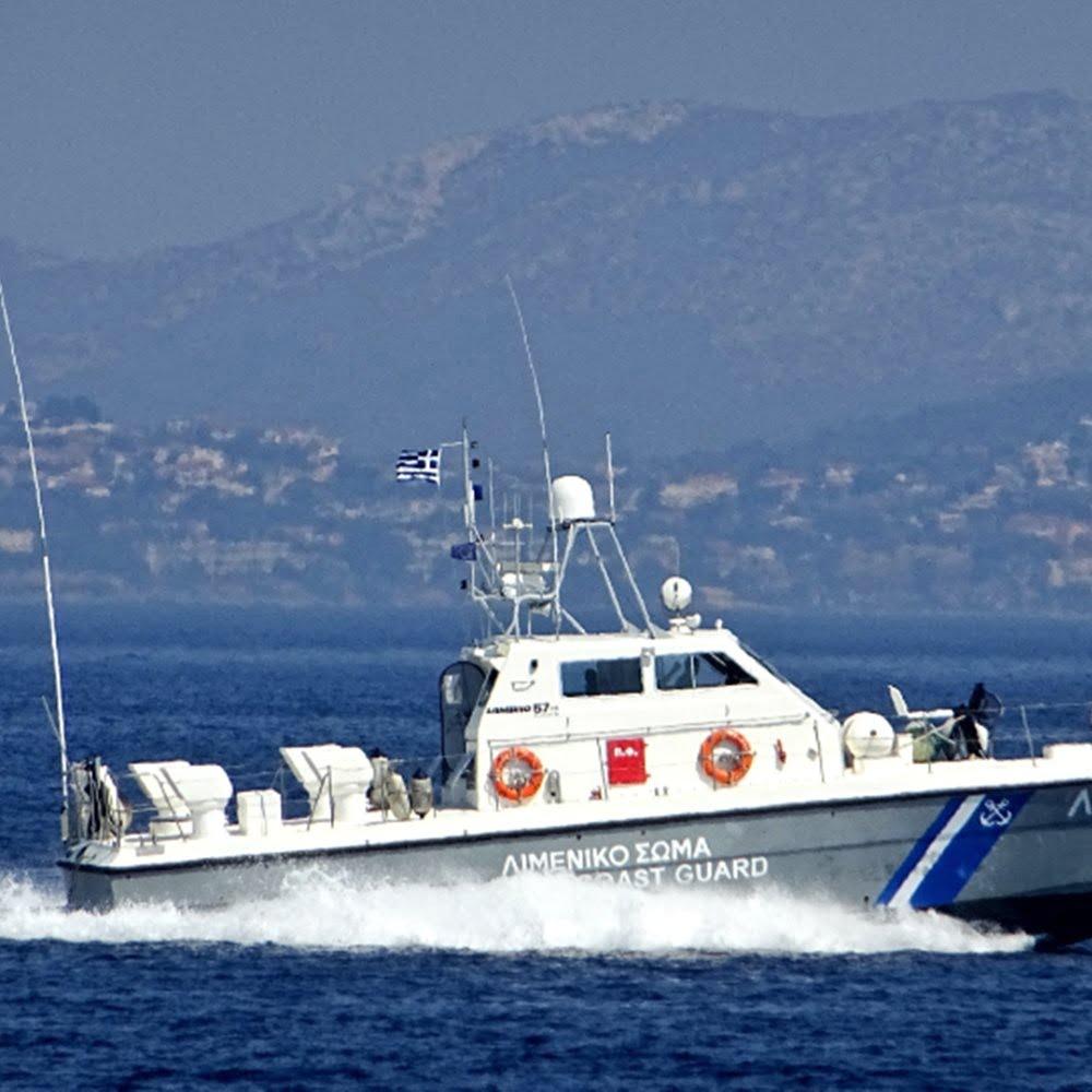 Εντοπισμός και διάσωση 47 αλλοδαπών στο Καρλόβασι και σύλληψη του αλλοδαπού χειριστή της λέμβου που τους μετέφερε