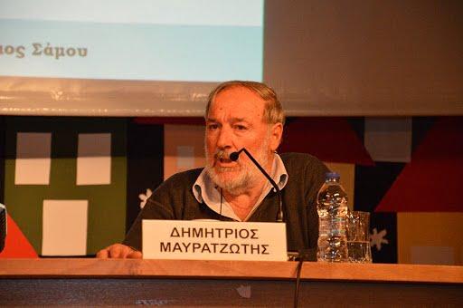 Ανακοίνωση της ΤΕ Σάμου ΚΚΕ για την απώλεια του αγωνιστή γιατρού Δημήτρη Μαυρατζώτη