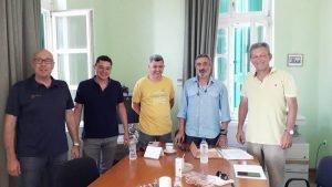 Περιφερειακή Ένωση Δήμων Βορείου Αιγαίου: Συνεδρίασε το τοπικό παράρτημα Σάμου – Οικονομική ενημέρωση από τον Πρόεδρο του Εποπτικού Συμβουλίου