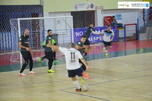 Μεγάλη νίκη με καλό ποδόσφαιρο από την Σάμος Futsal με 5-3