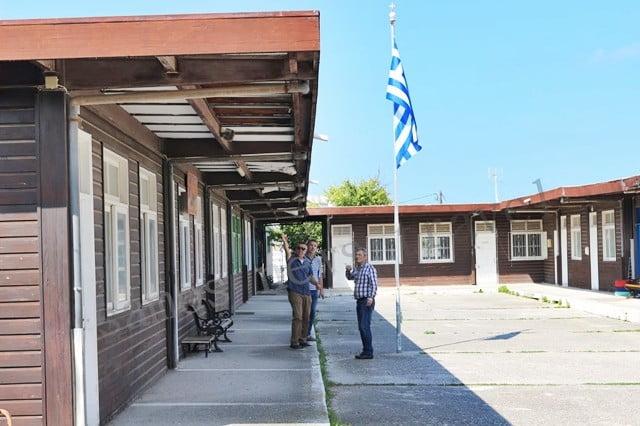 Επισκέψεις Δημάρχου Δυτ. Σάμου Αλέξανδρου Λυμπέρη σε περιοχές του Καρλοβάσου