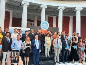 3η θέση για τον Δήμο Ανατολικής Σάμου στην κατηγορία μικρών δήμων (small municipalities), για τη συμμετοχή του στην εκστρατεία της Εβδομάδας Ευρωπαϊκής Κινητικότητας 2019