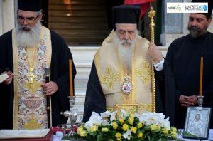 Μήνυμα του Σεβασμιωτάτου Μητροπολίτη Σάμου και Ικαρίας κ.κ. Ευσεβίου για την εορτή των Χριστουγέννων