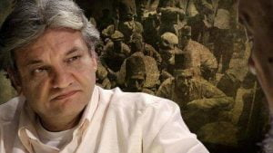 O Βασίλης Κεχαγιάς στη Σάμο, προσκεκλημένος της Κινηματογραφικής Λέσχης Σάμου