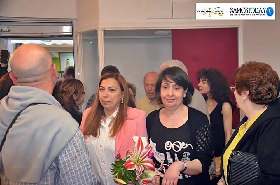 Συγκροτήθηκε το Διοικητικό Συμβούλιο του Διαδημοτικού Λιμενικού Ταμείου Σάμου. Πρόεδρος η κα Μαρία Κονδύλη - Πανουράκη. Αντιπρόεδρος ο Γιάννης Σωτηράκης
